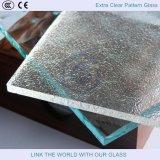 vidrio Tempered de 3.2m m para el vidrio solar