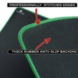Профессиональное изготовление Non коврика для мыши разыгрыша выскальзования резиновый водоустойчивого