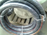 Multipurpose caoutchouc industriel Air Eau de la vapeur d'huile de la boue flexible de décharge d'aspiration