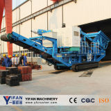Nuovi Type e Super Engineer Design Skid Mounted Crusher
