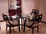 レストランの家具またはホテルの家具または食堂の家具か食事はセットする(GLD-019)