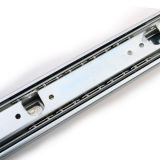 45mm ont laminé à froid la glissière en acier de tiroir roulement à billes