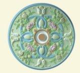 Medallón del techo del medallón de la iluminación del poliuretano (B3018C-9)