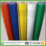 Malha de fibra de vidro resistente a álcalis para Buliding