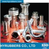 Boyau hydraulique professionnel Connnectors d'embouts et d'adaptateurs de durites de Hyrubbers