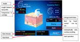 De Machine van het Vermageringsdieet van het Lichaam van Hifu van Liposonix voor het Verlies van het Gewicht (LF6057B)