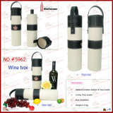 En simili-cuir imitation cuir velours et de vin titulaire (5962)