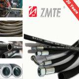 Zmteの黒い高圧En 853の1sn油圧ホース