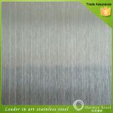 El mejor precio para la hoja de acero inoxidable del cepillo para la fabricación de la cocina del acero inoxidable