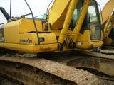 Escavatore utilizzato PC220-7 del cingolo di Komastu dell'escavatore