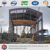 Sinoacmeは重い鉄骨構造の建物を組立て式に作った