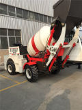 De zelf Vrachtwagen van de Concrete Mixer van de Lading en het Voeden met Concurrerende Prijs