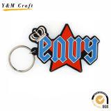 Дешево но холодно подгоняйте кольца Ym1114 PVC Carabiner ключевые