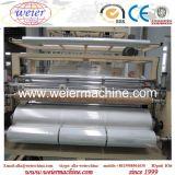1500mm LLDPE PE plástico 3-5 capas Streth película rebobinadora y máquina cortadora