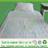 Bedsheet를 위한 관통되는 PP Spunbond Nonwoven Fabric