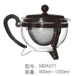 Cristalería/utensilios de cocina/pote del Cookware/del té