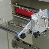 Máquina de envolvimento do tecido de toalete do bloco do descanso