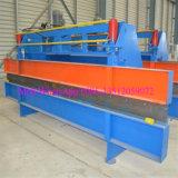 Machine à cintrer de plaque métallique hydraulique