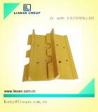 Zapato de la pista de las niveladoras de la maquinaria de construcción D45