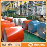 Farben-überzogenes Aluminium