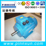 Ie2 Ie3 de alta eficiencia eléctrica de CA asincrónicas de inducción trifásico compresor de aire bomba de agua de la caja de engranajes del motor de la jaula de ardilla