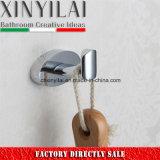 Buena calidad Accesorios de cromo para baño con estructura oval