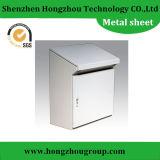 Peças personalizadas da fabricação de metal da folha dos projetos