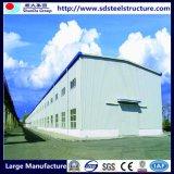 Fábrica prefabricada de la estructura de acero de la construcción del almacén