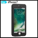 Los golpes el polvo, Sellado completo de buceo nado submarino difícil defender la armadura resistente para Apple iPhone 7 Iphon7 Portada