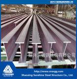 Trave di H per costruzione d'acciaio