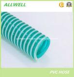 """Шланг усиленный спиралью всасывания PVC воды полива трубы 1-1/2 """""""