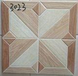 Aspecto de madera de inyección de tinta en suelo rústico Mosaico