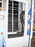 Automatische PLCvertikale Glassandstrahlen-/Sandblast-Maschine