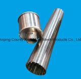 Telas de fio da cunha para separação líquida/contínua