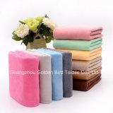 Effen kleur microfiber handdoek