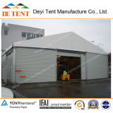 China Best Supplier of Temporary Warehouse Tent with Steel Walls ou PVC Walls