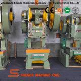 J21 Series 63 Ton Mesa fixa pressionando a máquina