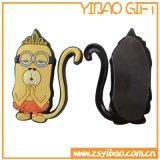 Custom Logo Aimant de réfrigérateur en PVC pour promotionnel (YB-FM-01)
