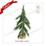 Do Natal plástico dos produtos novos de H100-140cm decoração ao ar livre do casamento da decoração
