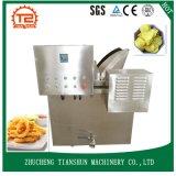 食品加工の半自動商業深いフライヤー機械