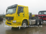 (CNHTC) Sinotruk 371HP HOWO 트랙터 대형 트럭 4X2/6X4