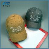 Algodón colorido Deportes gorra de béisbol / los sombreros del golf