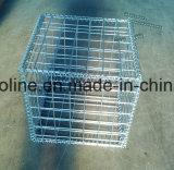 Провод сваренный высоким качеством гальванизированный каменный Gabion