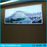 Da tela de alumínio do frame do baixo preço caixa leve personalizada do diodo emissor de luz