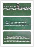Conjuntos de suspensão e braçadeira de tensão