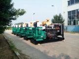 50 Kw diesel generador de ruido bajo silencio automático generador móvil