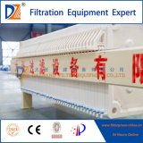 2017 Placa de encaixe hidráulico da prensa-filtro para tratamento de esgoto do papel