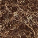 贅沢なプロジェクトのためのEmperadorの安く暗い大理石の高い磨く大理石を使用して