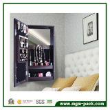 Установленный стеной шкаф хранения зеркала ювелирных изделий с рамкой фотоего