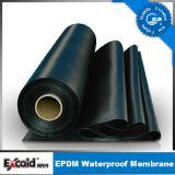 Membrana impermeable de caucho EPDM de 1,2 mm 1,5 mm 2,0 mm